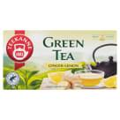 TEEKANNE Green Tea Herbata zielona Ginger-Lemon 20 torebek 35g