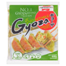 AJIN Gyoza z warzywami w zielonym cieście 600g