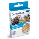 DERMAPLAST Water Resistant Plastry opatrunkowe wodoodporne 40 szt. 1szt