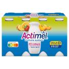 DANONE Actimel Napój mleczny, wieloowocowy 8x100ml 800ml
