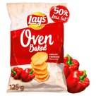 LAYS Oven Baked Chipsy Grillowana Papryka 125g