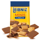 LEIBNIZ Minis Choco Herbatniki w czekoladzie mlecznej 100g