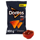 DORITOS Chipsy kukurydziane o smaku Barbeque 100 g