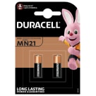 DURACELL Bateria alkaliczna MN21 12V  - 2 szt. 1szt