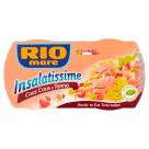 RIO MARE Insalatissime Sałatka z kuskusem i tuńczykiem 320g