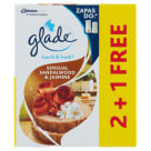 GLADE Touch&Fresh Odświeżacz powietrza Drzewo sandałowe i jaśmin - zapas 3 x 10 ml 30ml