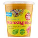 PAN POMIDOR Malezyjska z makaronem, kiełkami i pak choi Zupy Świata 400g