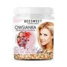 BEESWEET Owsianka truskawka & wanilia 60g