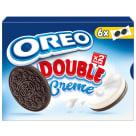 OREO Double Creme Ciastka kakaowe z nadzieniem waniliowym 170g