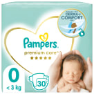 PAMPERS Premium Care Pieluchy rozmiar 0, <3kg 1szt