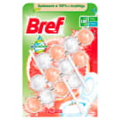 BREF Power Aktiv ProNature Zawieszka do WC - Grejpfrut 3x50g 1 szt