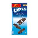 OREO Crispy & Thin Ciastka z nadzieniem waniliowym 192g