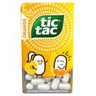 TIC TAC Drażetki o smaku pomarańczowym 49g