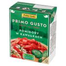 PRIMO GUSTO Pomidory w kawałkach z bazylią 390g