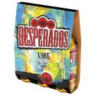 DESPERADOS Lime Piwo w butelce 3x400ml 1.2l