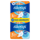 ALWAYS Ultra Normal Plus Duo Pack Podpaski 2x10szt 1szt