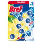 BREF Power Aktiv Zawieszka do WC - Soczysta cytryna 3x50g 1szt