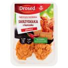 DROSED Skrzydełka z kurczaka panierowane pikantne 250g