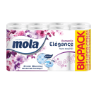 MOLA ELEGANCE Romantic Papier toaletowy 16 rolek 1szt