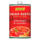 PRIMO GUSTO Pomidory w całości bez skórki 400g