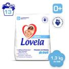 LOVELA Baby Hipoalergiczny proszek do prania białego dla dzieci (13 prań) 1.3kg
