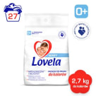 LOVELA Baby Hipoalergiczny proszek do prania koloru dla dzieci (27 prań) 2.7kg