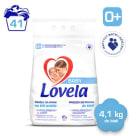 LOVELA Baby Hipoalergiczny proszek do prania białego dla dzieci (41 prań) 4.1kg