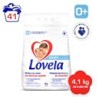 LOVELA Baby Hipoalergiczny proszek do prania koloru dla dzieci (41 prań) 4.1kg