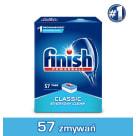 FINISH Classic Tabletki do zmywania naczyń Regular 57 szt 1szt
