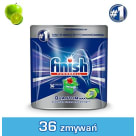 FINISH POWERBALL Quantum MAX Kapsułki do zmywarki Apple Lime Jabłko-Limonka 36 szt 1 szt