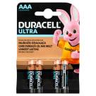 DURACELL Ultra Power AAA/LR 03 Baterie Alkaliczne 4 szt. 1szt