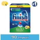 FINISH All in 1 Tabletki do zmywarki Lemon cytrynowe 90 szt 1 szt