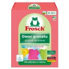 FROSCH Proszek do prania tkanin kolorowych owoc granatu 1.35kg