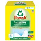 FROSCH Proszek do prania tkanin białych cytrynowy 1.35kg