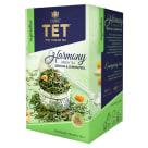 TET HARMONY GREEN TEA SENCHA & LEMON PEEL 40g