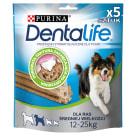DENTALIFE Medium Uzupełniająca karma dla dorosłych psów 5 szt. 115g