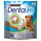 DENTALIFE Large Uzupełniająca karma dla dorosłych psów 4 szt. 142g