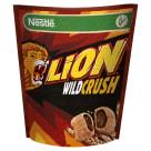 NESTLÉ LION WILDCRUSH Płatki czekoladowo- karmelowe 350g