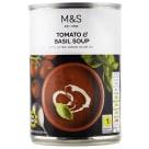 MARKS & SPENCER Zupa pomidorowa z bazylią i oliwą z oliwek 400g