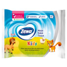 ZEWA Moist Kids Chusteczki toaletowe 42 szt. 1szt
