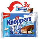 KNOPPERS Baton Kokosowy Baton Kokosowy x3 120g