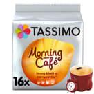 TASSIMO Morning Cafe Kawa w kapsułkach 124g