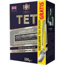 TET LORD GREY TEA Herbata czarna, liściasta 100g
