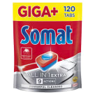SOMAT All in 1 EXTRA Tabletki do zmywarki 120 szt. 1 szt