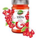 ŁOWICZ 100% z owoców Dżem  z owoców dereń z acerolą 235g