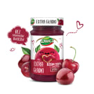 ŁOWICZ Dżem 100% z owoców extra gładki wiśnia 235g