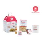 MY COOKING BOX Trofiette Liguri - zestaw do przygotowania włoskiego posiłku (2 porcje) 586g