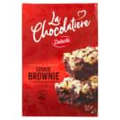 DELECTA La Chocolatiere Cookie Brownie czekoladowe z kroplami czekolady 508g