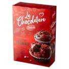 DELECTA La Chocolatiere Muffiny Brownie z dużymi kroplami czekolady 410g