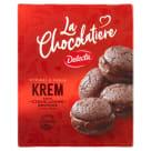 DELECTA La Chocolatiere Krem o smaku czekoladowego Browni z nutą trufli 80g